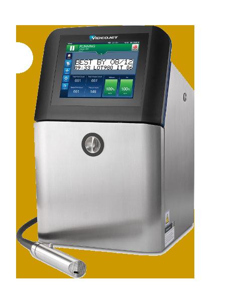 Etiketleme Makinesi Videojet Technologies In 2020 Inkjet Laser Marking Inkjet Printing