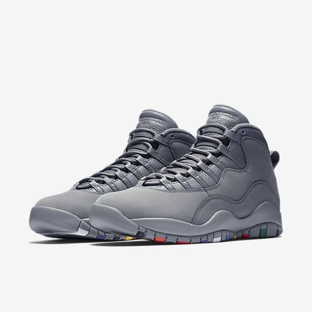 d14f98baf9b6 310805-022 Air Jordan 10 Cool Grey(6)
