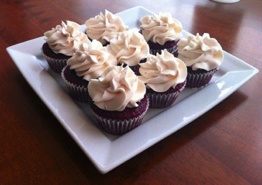 gluten free vegan red velvet cupcakes Vegan red velvet