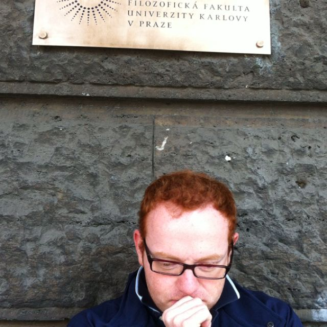 Universidad de filosofía de Praga