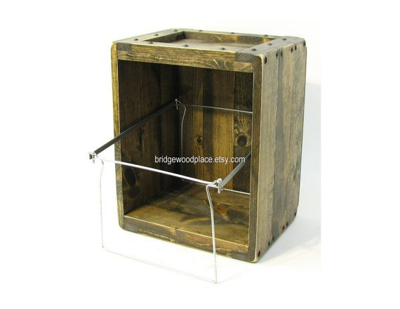 office file boxes. Wooden File Crate Wood Filing Box Office By BridgewoodPlace Boxes