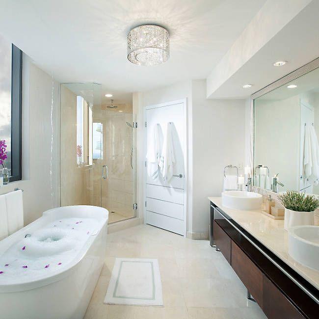 Inca Flushmount No E21300 By Et2 Lighting At Lumens Com Bathroom Ceiling Light Modern Bathroom Design Residential Interior Design