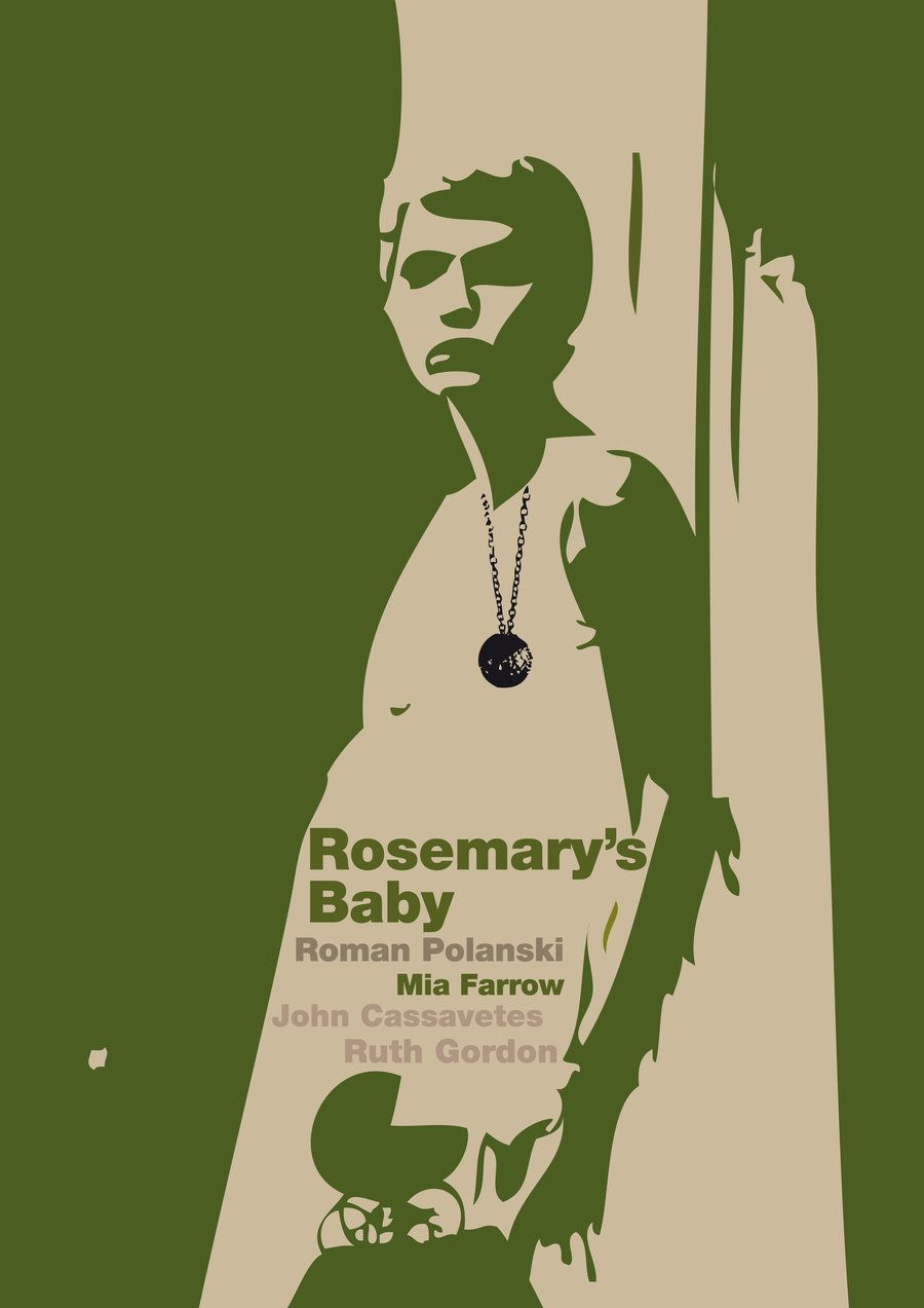 an analysis of rosemarys baby by roman polanski Rosemary's baby screenplay is famous for being true to the book since it is general knowledge, i'll touch on the differences between the two my analysis will consist of two parts, the first dealing with the changes necessary for a rendering of a novel to the screen, the second with the essential difference in the message.