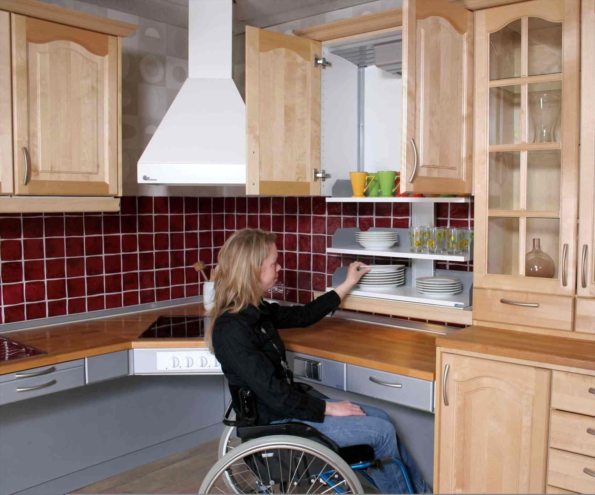 Handicap Kitchen Cabinets Storage Pull Down Ada Accessible ...