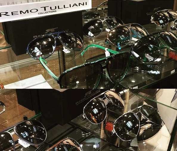 All Eyes on REMO TULLIANI's latest eyewear collection for #men. Instantly adding the cool factor to any of your #outfits  Find out more #styles on goo.gl/0VxC3e