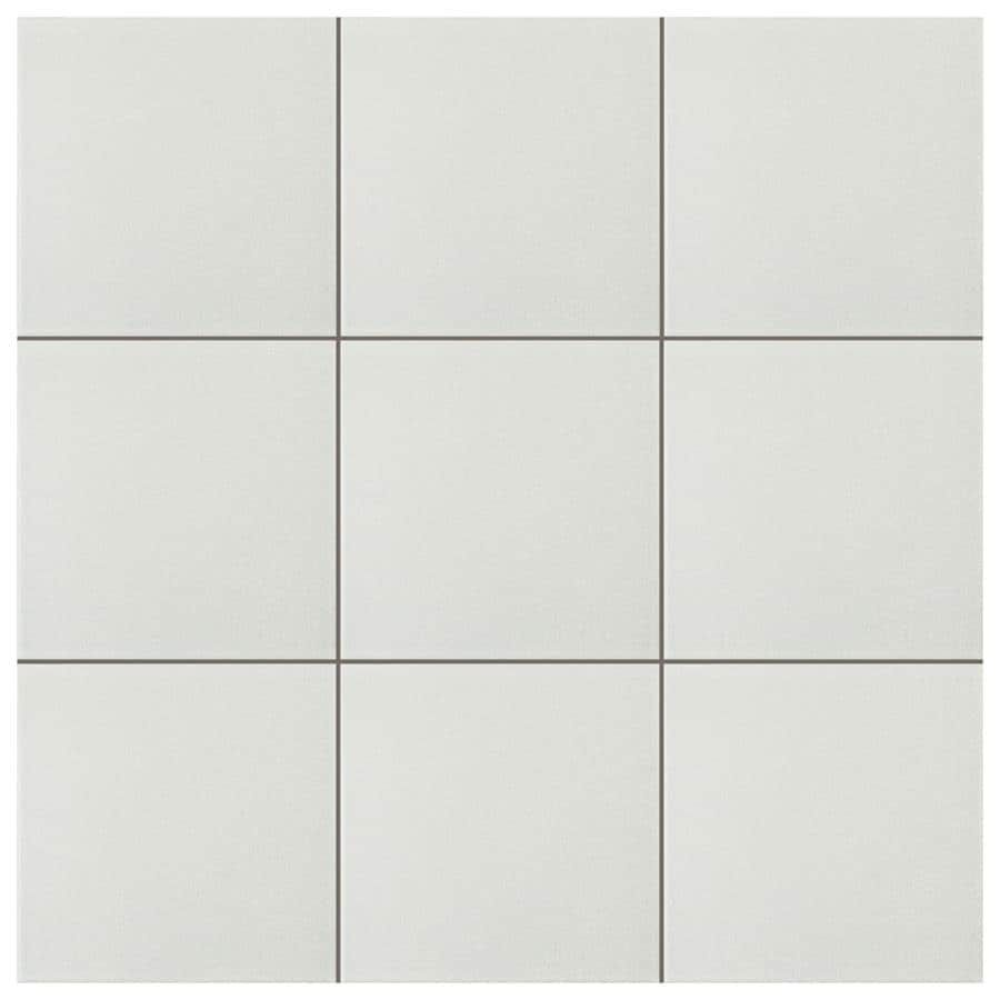 Somertile 7 75x7 75 Inch Thirties White Ceramic Floor And Wall Tile 25 Tiles 11 Sqft Sample Thirties White White Ceramics Wall Tiles Tiles