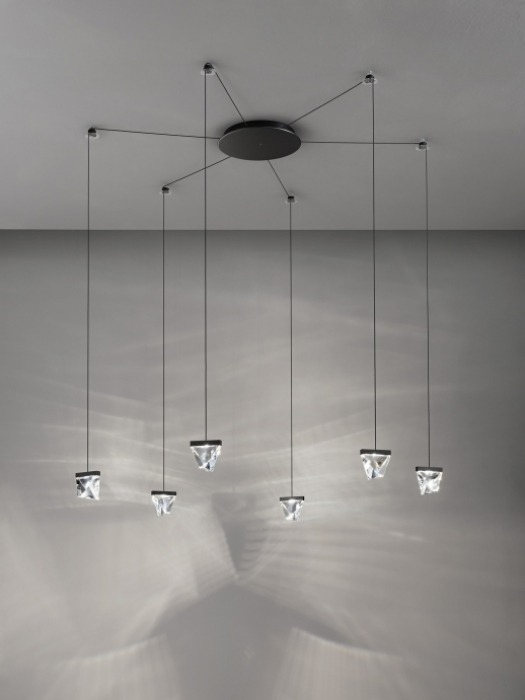 The Tripla Pendant Is Actually A Totally Modular System