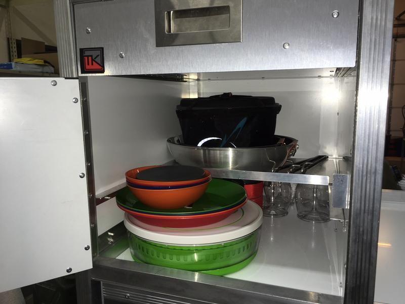 Minivan Camper Kitchen Kitchen Units Camper Kitchen Upper Cabinets