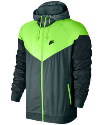 041c84e52708 NIKE Nike Men S Windrunner Colorblocked Jacket.  nike  cloth   hoodies