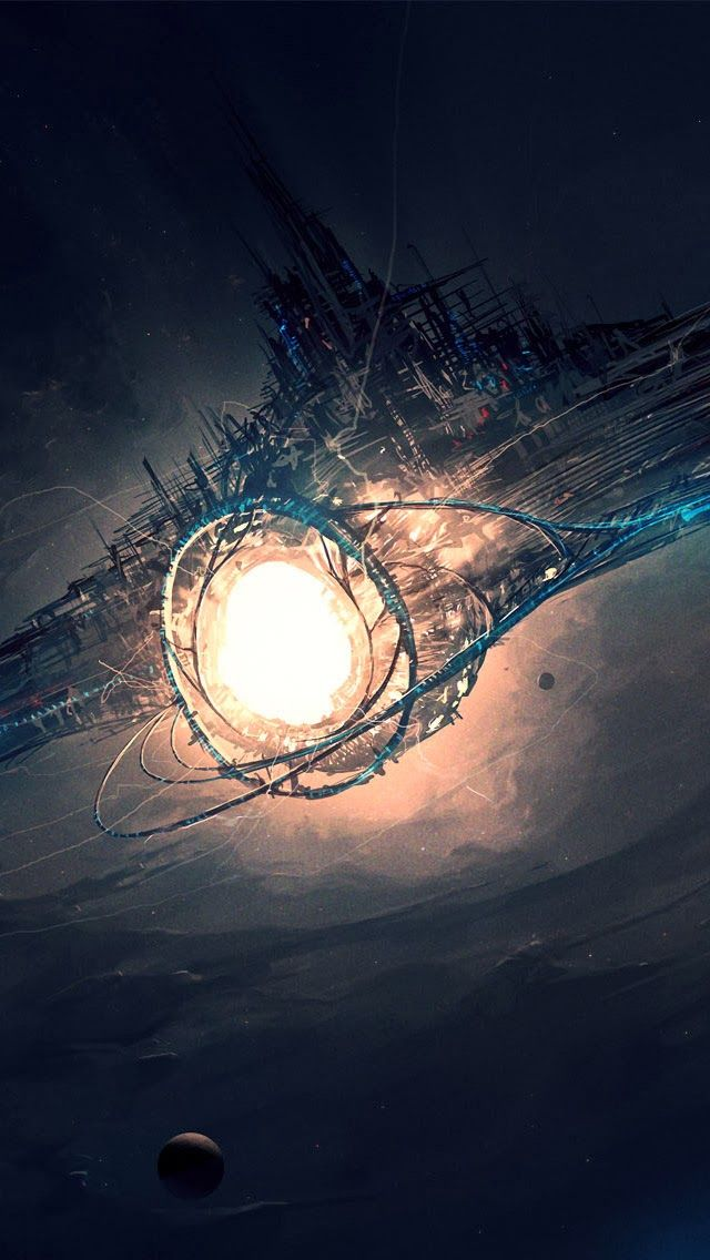 Super Punch: Science fiction illustrations by Nikolay ...  Science Conceptual Illustration