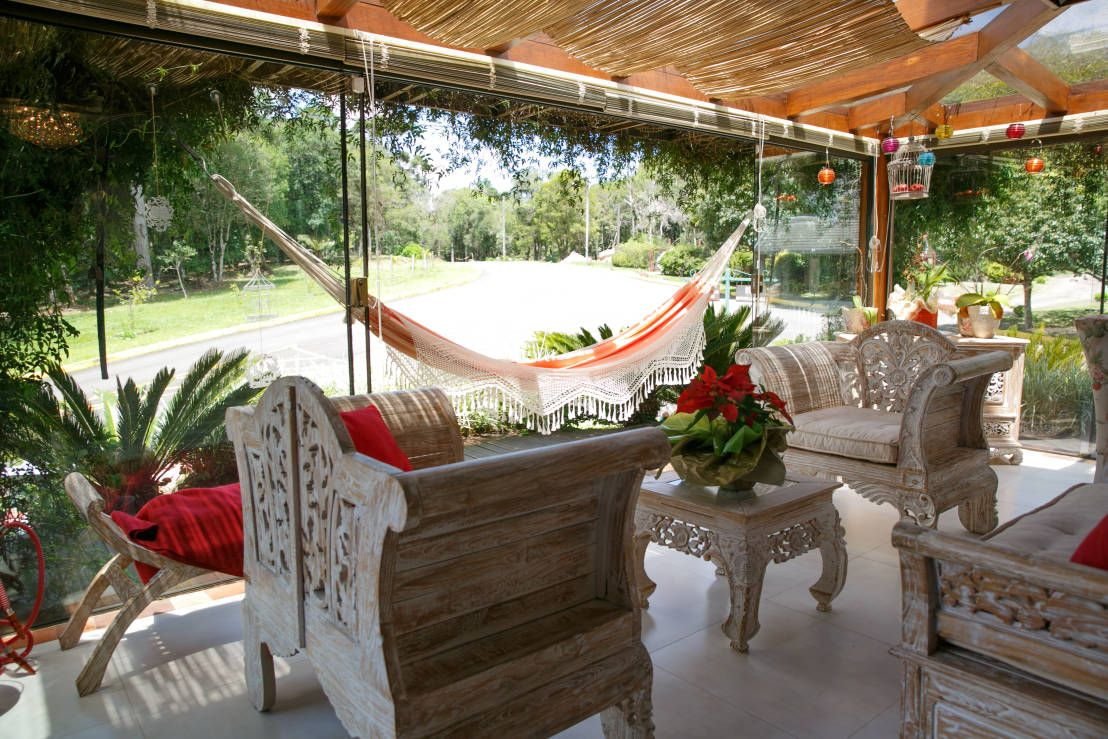5 ideas para crear un espacio chill out en el jardín o la terraza