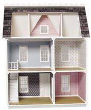 Vermont Farmhouse Jr Dollhouse By RGT