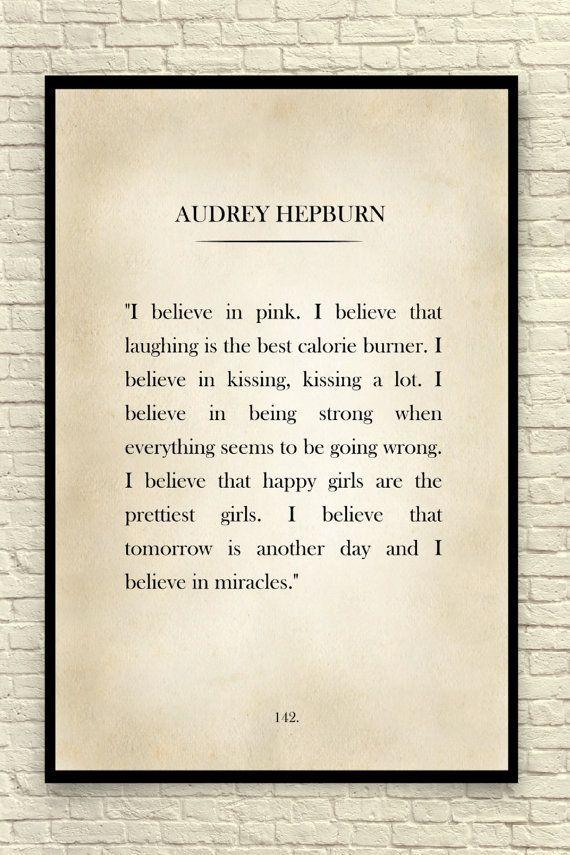 audrey hepburn quotecreativeartandink | inspirational