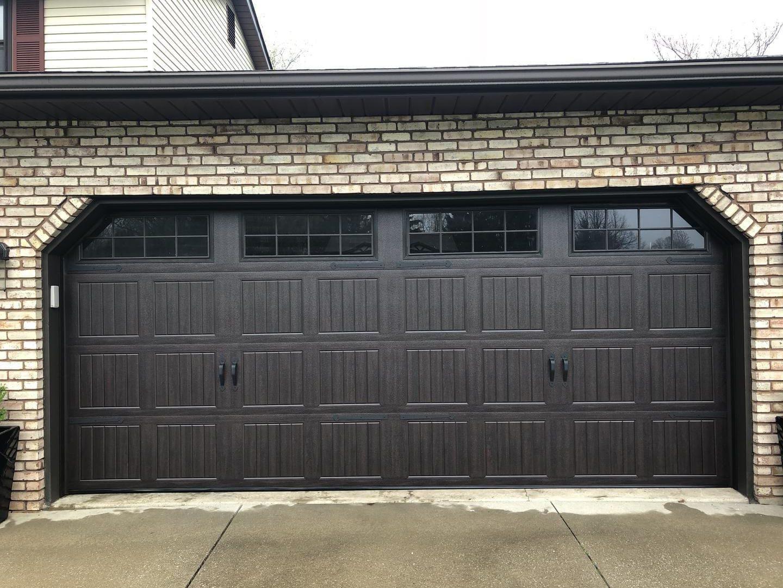 Above And Beyond Door Systems Provides Quality Garage Door Opener Akron At The Best Prices Visit Us N In 2020 Garage Door Installation Broken Garage Door Garage Doors