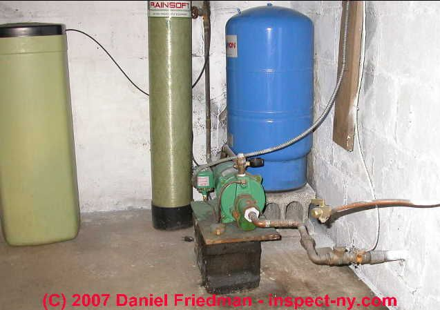 Water Pump Keeps On Running How To Get The Water Pump To Shut Off Well Pump Water Pumps Well Pressure Tank