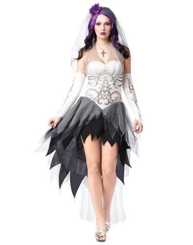 graveside bride adult womens costume from spirit halloween on catalog spree my personal digital mall