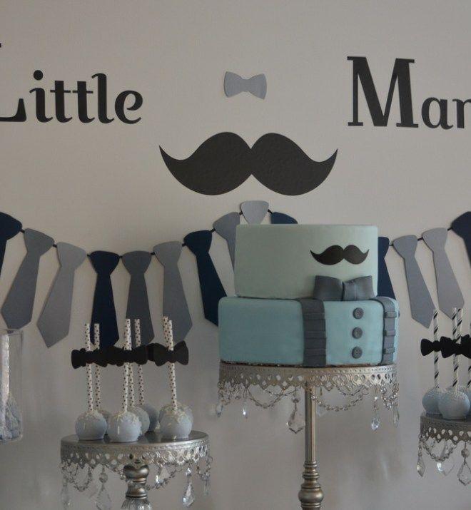 Mustache Baby Cake, Cake Pops, Baby Shower Decor, Rentals, Accent Decor,