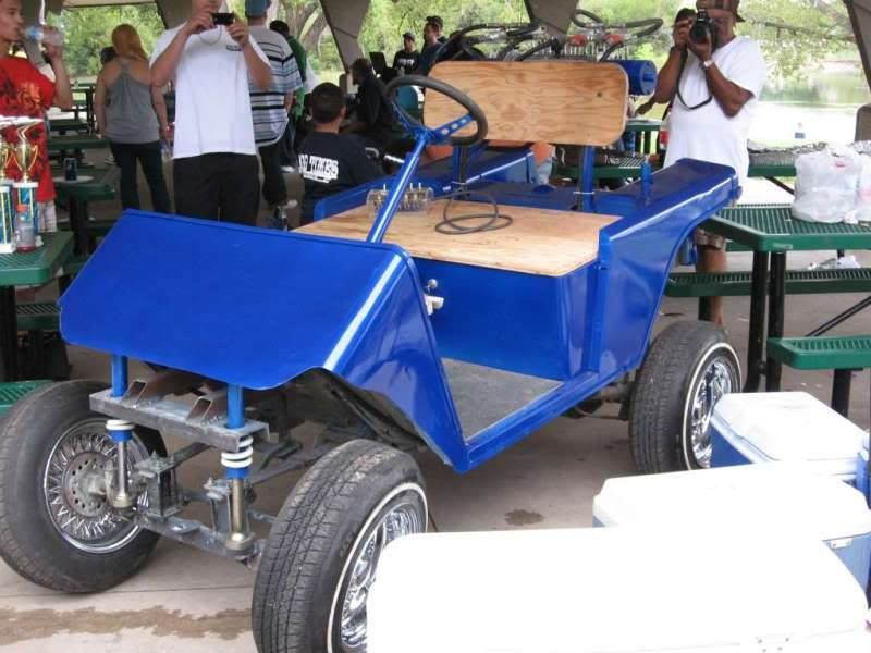 Golf Cart Hydraulics