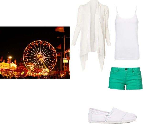 """""""Untitled #40"""" by meghanchcn on Polyvore"""