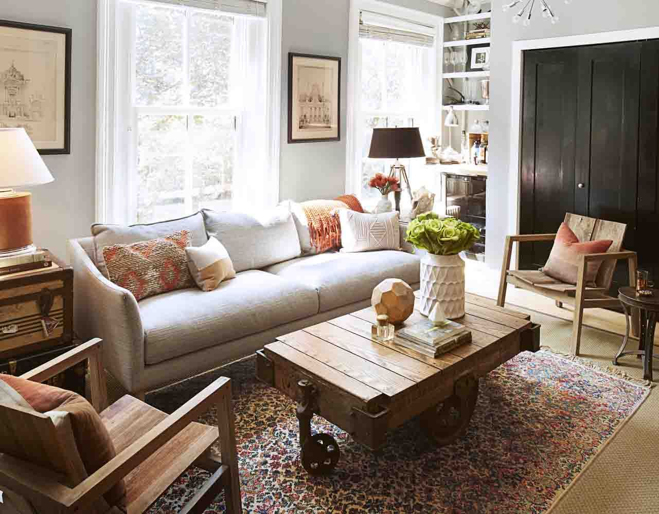9 Creative Ways To Live Large In A Small Space Small Living