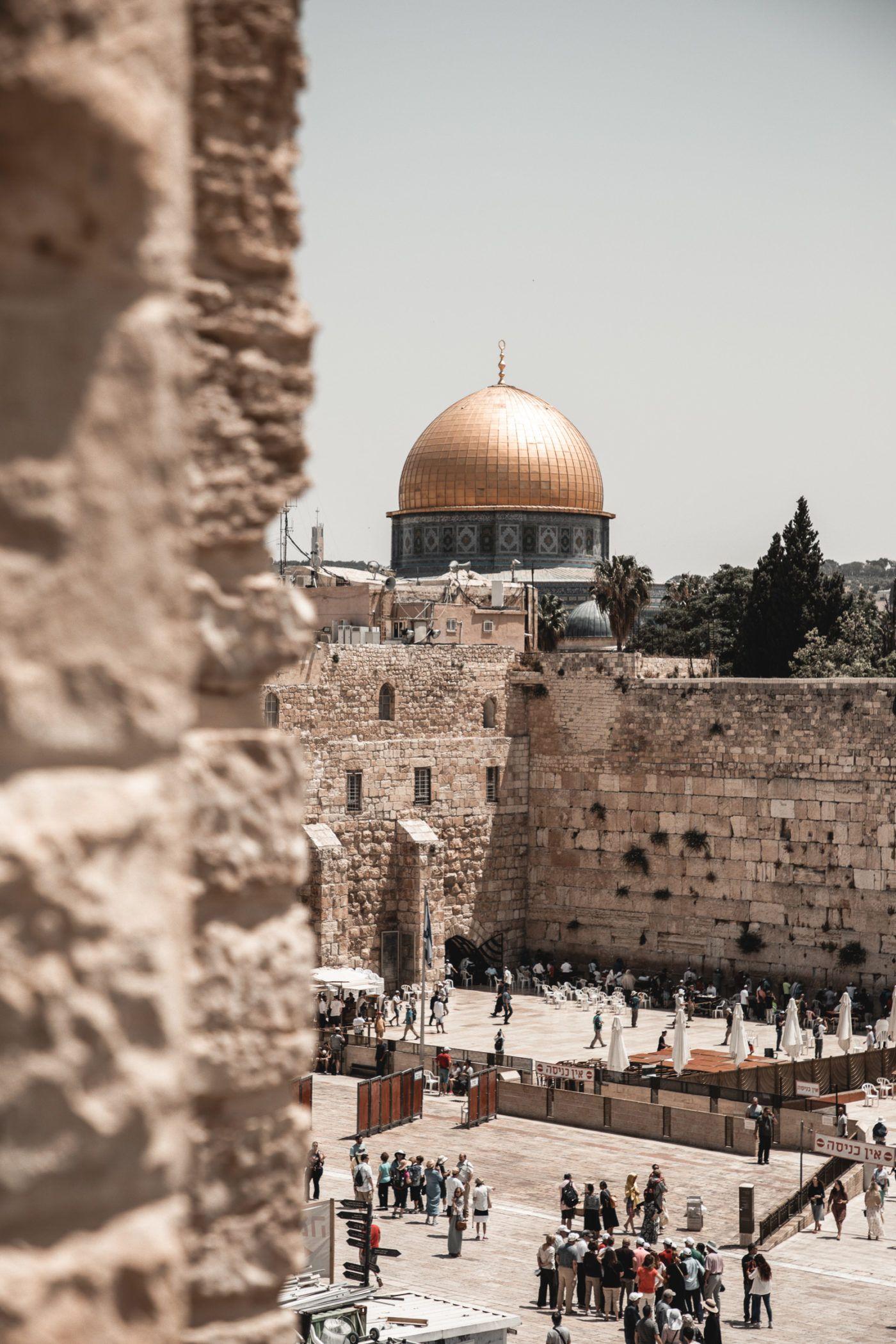 Vielschichtiges Jerusalem Ein Tag In Der City Of David Davidsstadt Jerusalem Israel Jerusalem Reisen