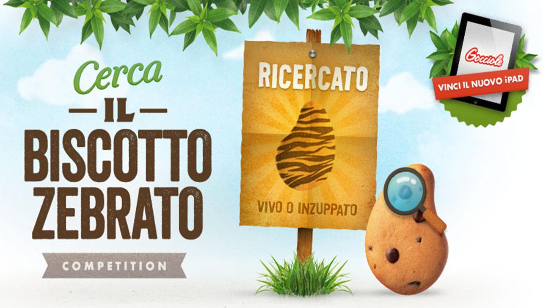 Concorso Gocciole Il Biscotto Zebrato – Vinci iPad E Custodie Gocciole