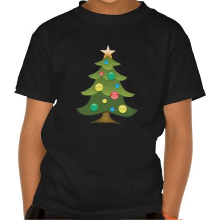 Christmas Tree Emoji T Shirt Zazzle Com Cartoon T Shirts Boys T Shirts Sweatshirts Hoodie