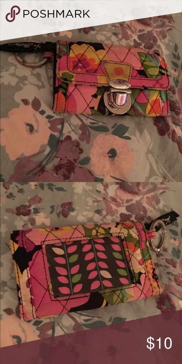 Selling this Vera Bradley ID Holder in my Poshmark closet! My username is: jmfranzi. #shopmycloset #poshmark #fashion #shopping #style #forsale #Vera Bradley #Handbags
