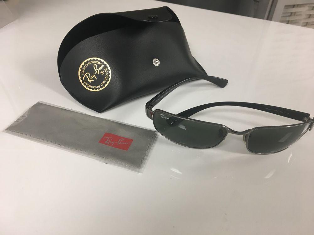 6af1e5c15c7 Ray Ban RB3364 Men s Anti-Reflective polarized Sunglasses black gunmetal w  case  fashion  clothing  shoes  accessories  unisexclothingshoesaccs ...