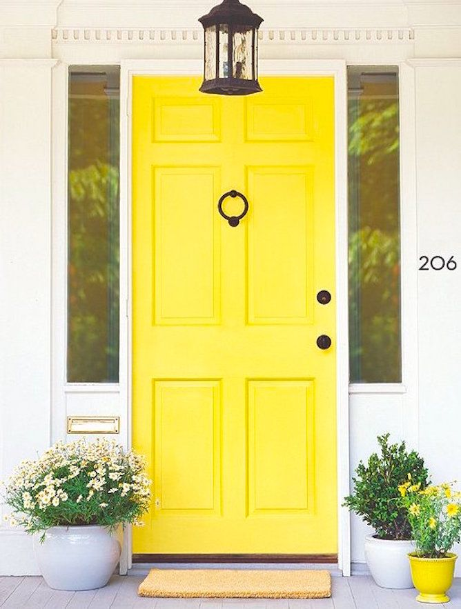 Great Feng Shui Front Door Colors To Admire And Learn From Feng