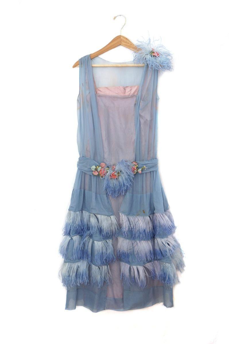 Us feather dress s flapper garments in pinterest