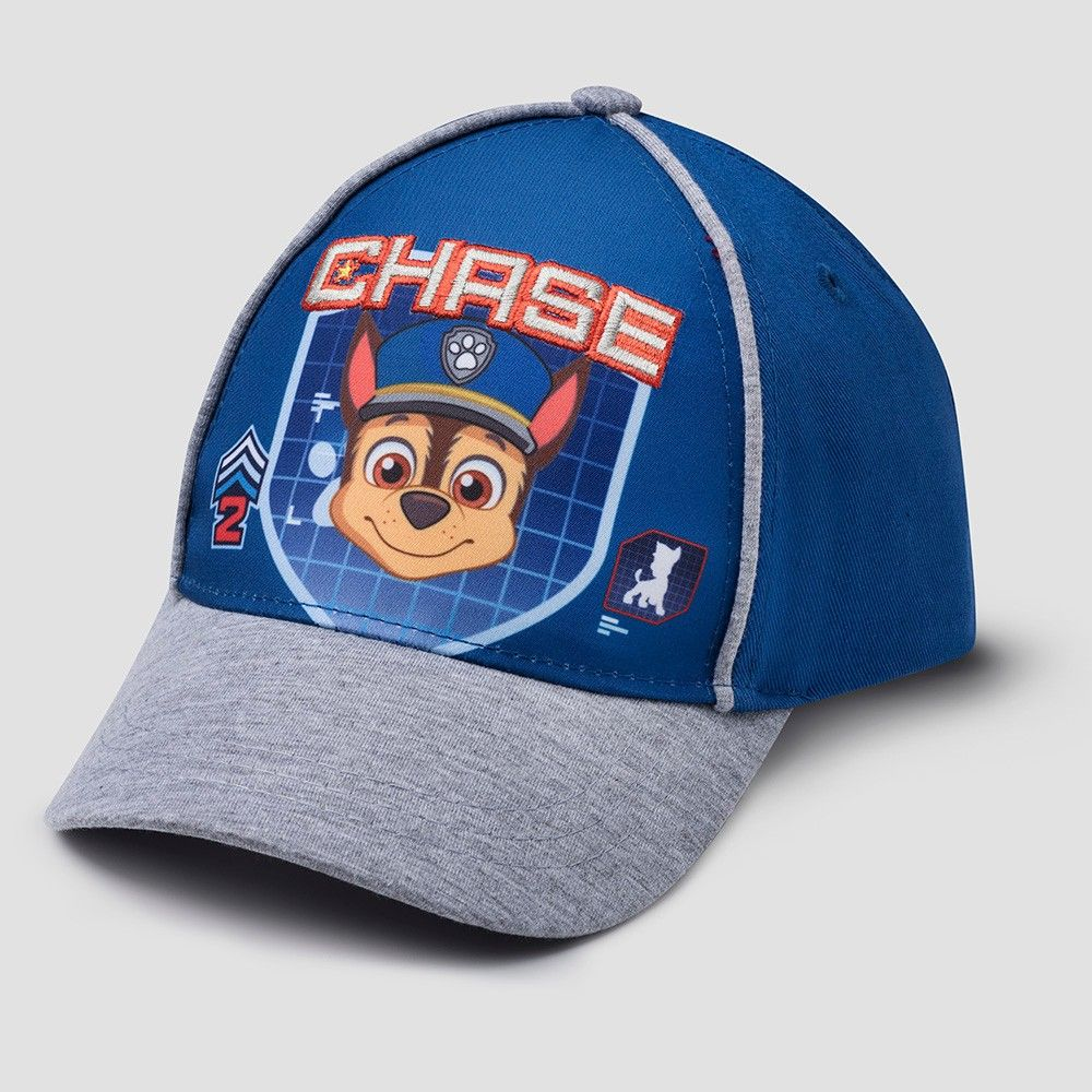f703f5df3 Toddler Boys' PAW Patrol Chase Baseball Hat - Blue One Size in 2019 ...