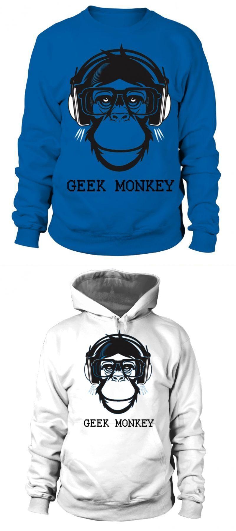 Drunken Monkey T Shirt