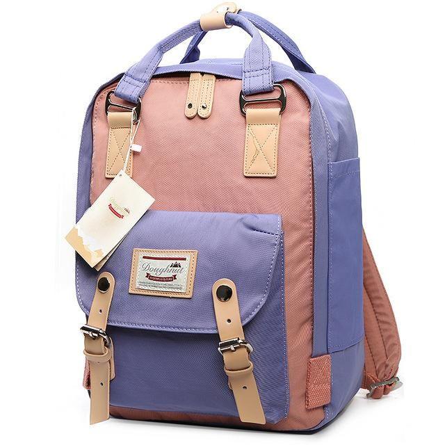 a7c28cad6d Famous Brand Design Women Waterproof Backpacks Classic Kanken Backpack for  14
