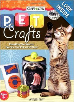 Pet Crafts: Everything you need to become your pet's craft star!: Megan Friday: Amazon.com: Books