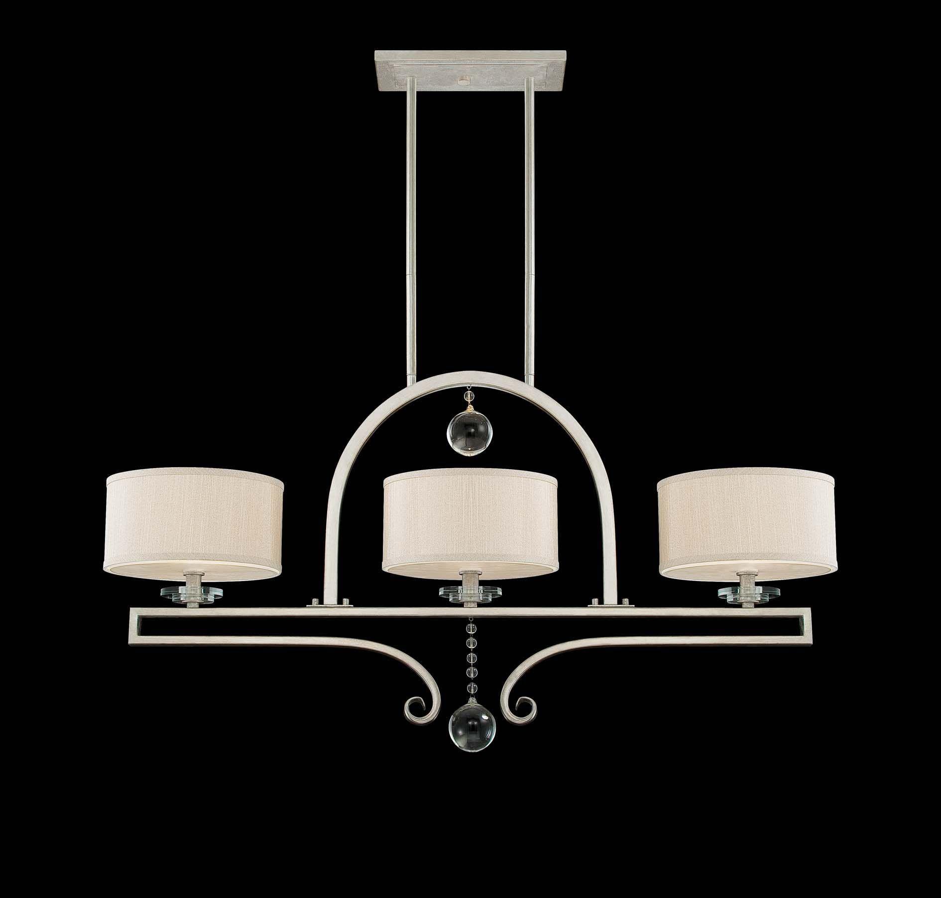 Savoy Rosendal 3 Light Linear Chandelier
