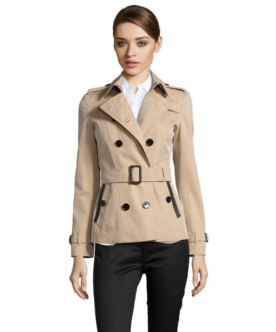 Short Trench Coats For Women