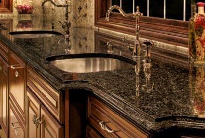 Kitchen granite countertop ideas, design software, top color schemes ...