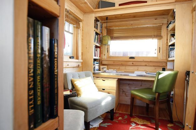 Small House Movement Living In 120 Square Feet Small House Movement House Tiny House Company