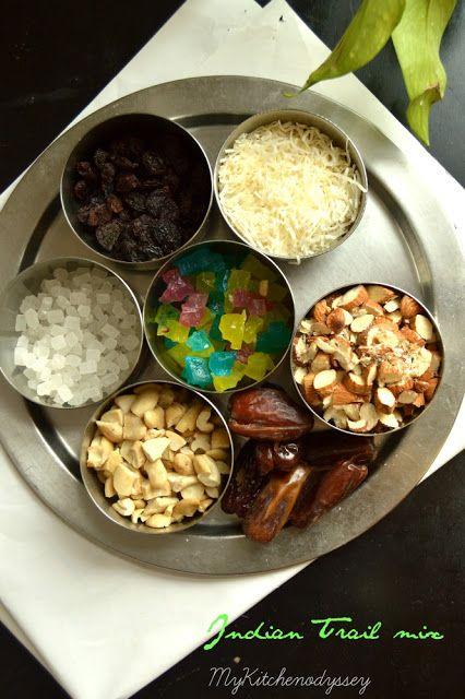 Indian Trail Mix Recipe