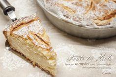 Torta+di+mele+-+ricetta+semplice