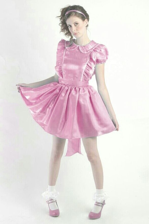 always curtsy pretty. | Obligatory Sissy Board | Pinterest | Satin ...