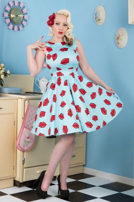 df1853448711c4 Lady V London – charmante Vintage Kleider aus England | Milkas ...