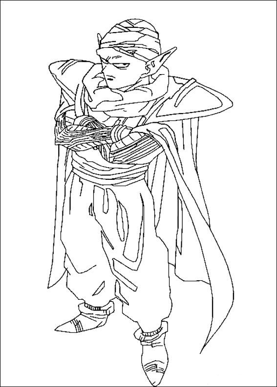 pin su dragon ball z dibujos para dibujar