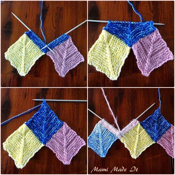 Photo of Knitting a Blanket – Decke stricken