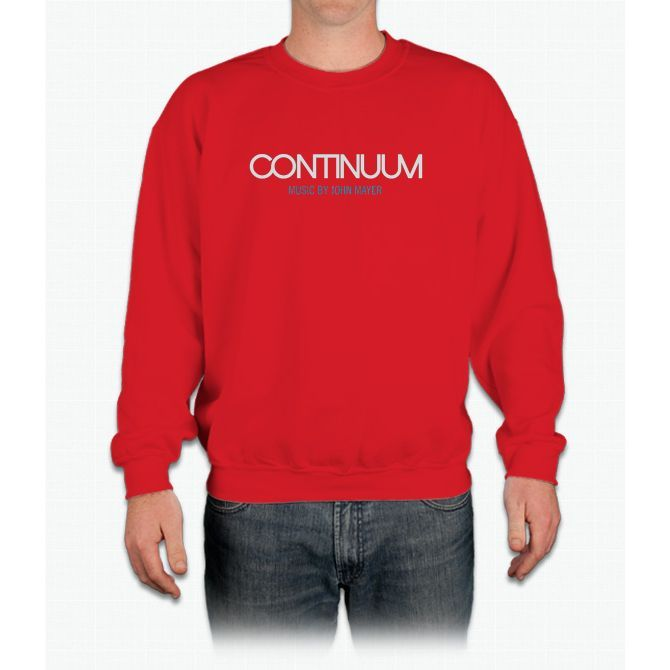 John Mayer Continuum Crewneck Sweatshirt