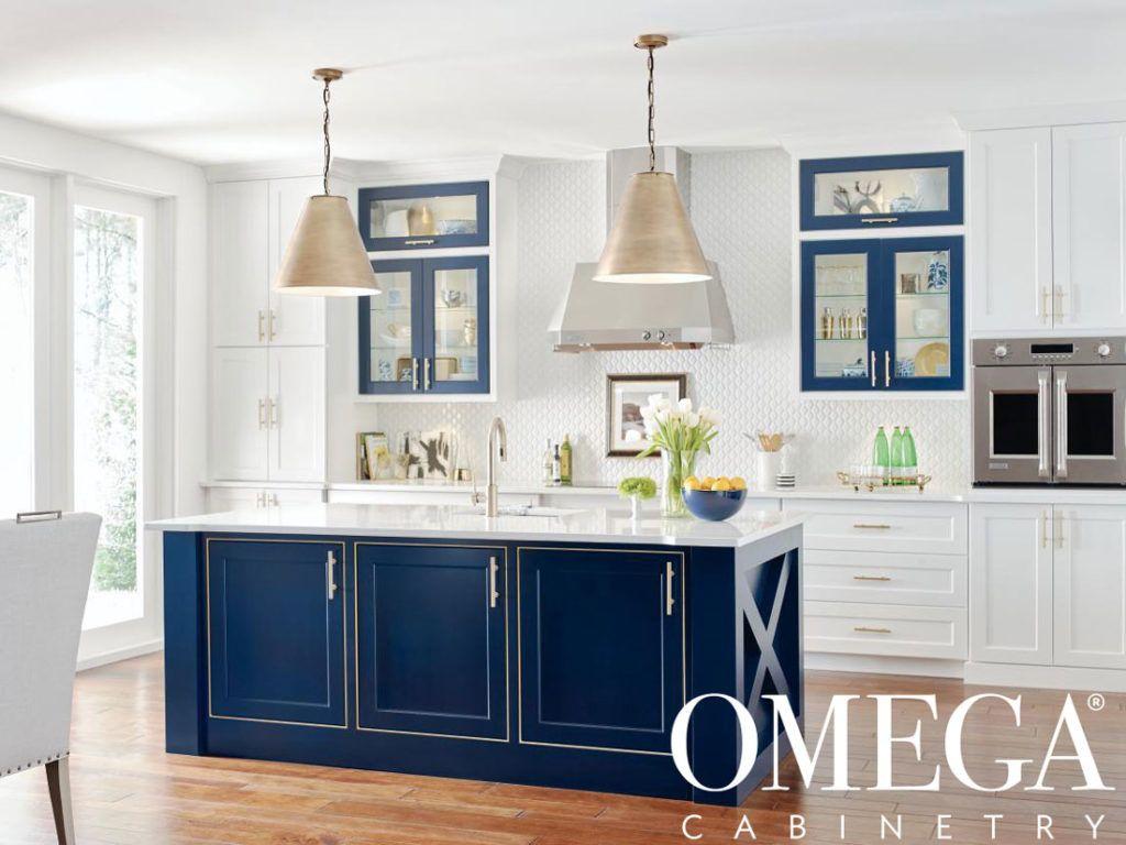 Jm Kitchen Bath Omega Cabinets Summer Sale Denver Co Kitchen Trends Omega Cabinetry Kitchen Island With Butcher Block Top