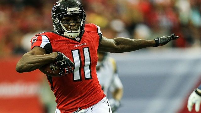 Atlanta Falcons Anxiously Awaiting Return Of Wr Julio Jones Julio Jones Nfl News Atlanta Falcons