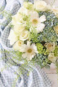 VIBEKE DESIGN: Ting som faller på plass....  ❤️Spring Bouquet !!