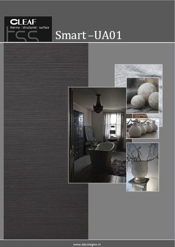 VRI interieur moodboard Decolegno structuur SmartUA01 | DECOLEGNO ...